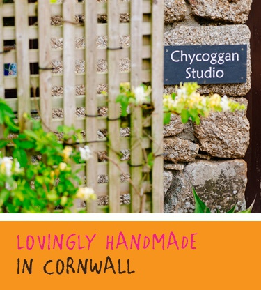 Lovingly handmade in Cornwall