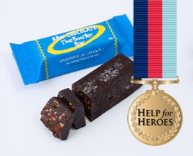 Help for heroes booster bar