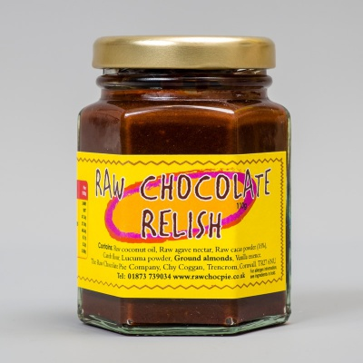 Raw Chocolate Relish