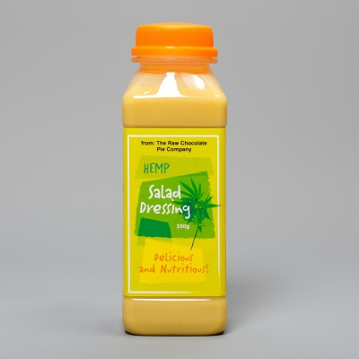 Hemp Salad Dressing