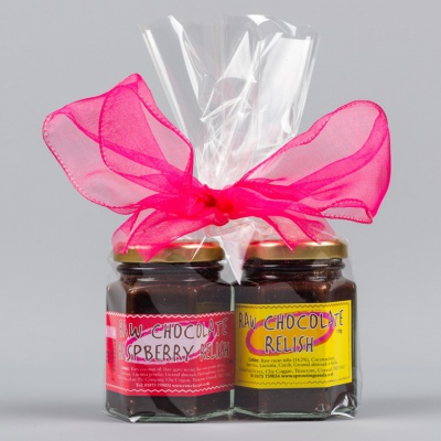 Raw Chocolate Relish 2 Pack
