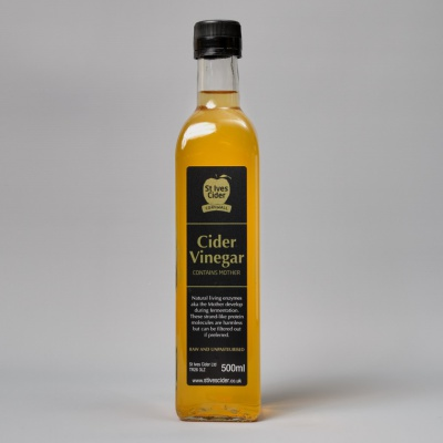 Cider Vinegar - Containing Mother