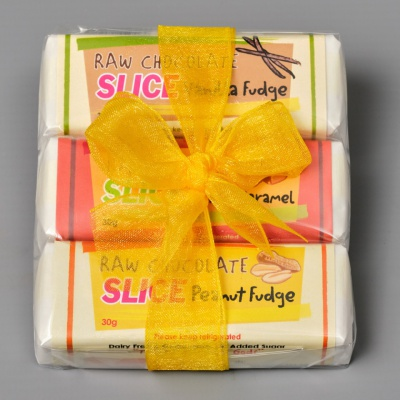 Raw Fudge Slice Pack