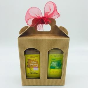 The Hemp Salad Dressing Gift Pack