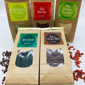 The Famous Five Superfood Box