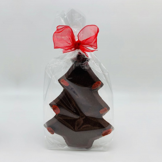The Raw Chocolate Christmas Tree